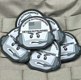 AONO Operator Head Morale Patch - Tactical Outfitters