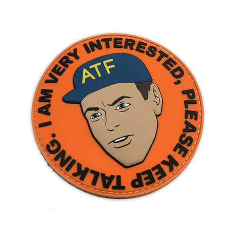 ATF V2 PVC MORALE PATCH - Tactical Outfitters