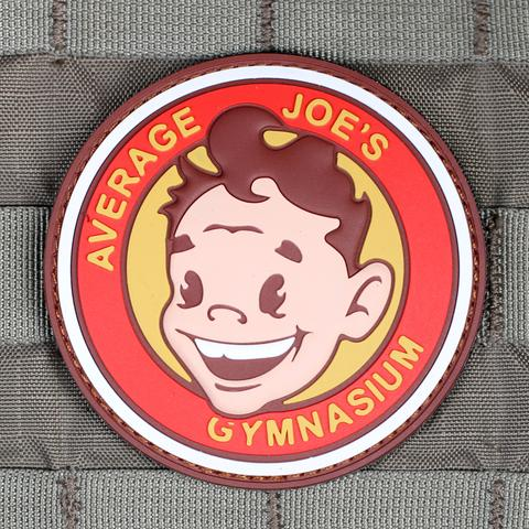 Average Joe's Gymnasium Dodgeball Morale Patch - Tactical Outfitters