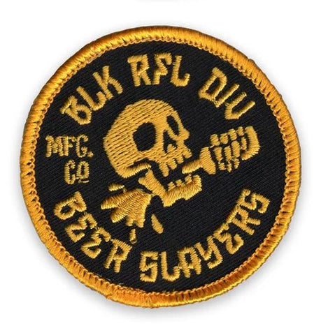 BEER SLAYER MORALE PATCH - Tactical Outfitters