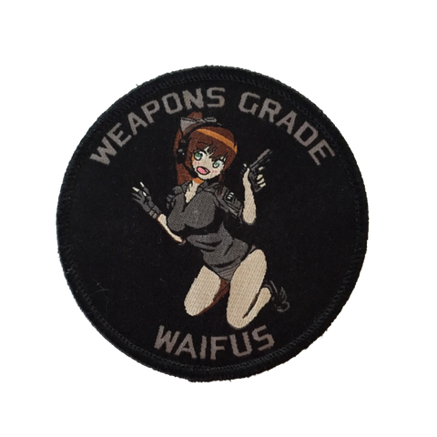WGW ORIGINAL MORALE PATCH - Tactical Outfitters