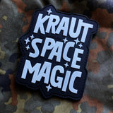 KRAUT SPACE MAGIC PVC PATCH - Tactical Outfitters