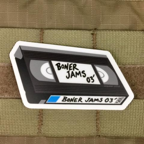 BONER JAMS '03 STICKER - Tactical Outfitters