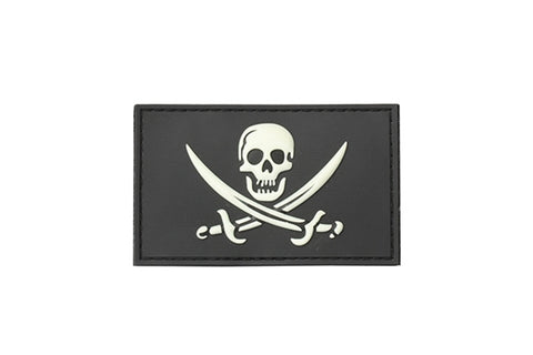 CALICO JACK GITD PVC MORALE PATCH - Tactical Outfitters