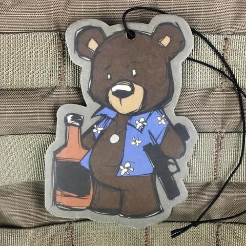 CREASY BEAR AIR FRESHENER - Tactical Outfitters