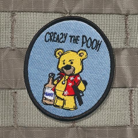 CREASY THE POOH MORALE PATCH - Tactical Outfitters