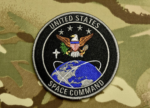 UNITED STATES SPACE COMMAND MORALE PATCH - Tactical Outfitters