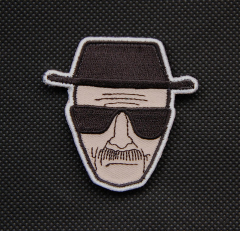 Heisenberg Breaking Bad Morale Patch - Tactical Outfitters