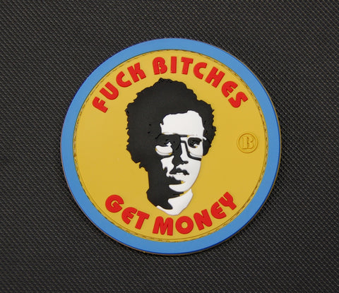 Get Money PVC Morale Patch - Tactical Outfitters