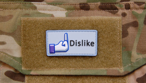 DISLIKE MORALE PATCH - Tactical Outfitters