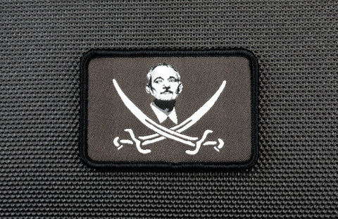 CALICO BILL MURRAY MORALE PATCH - Tactical Outfitters