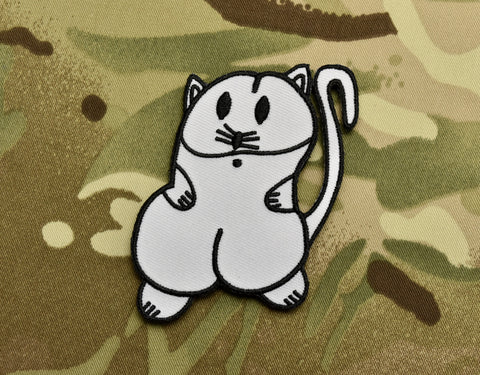 DICK CAT MORALE PATCH - Tactical Outfitters