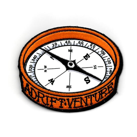 ADRIFT VENTURE LEAD THE WAY MORALE PATCH - Tactical Outfitters