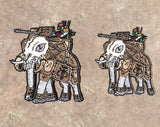 MANDALORIAN CONVOY MORALE PATCH SET - Tactical Outfitters