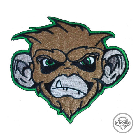 GRUMPY MONKEY V3 MORALE PATCH - Tactical Outfitters