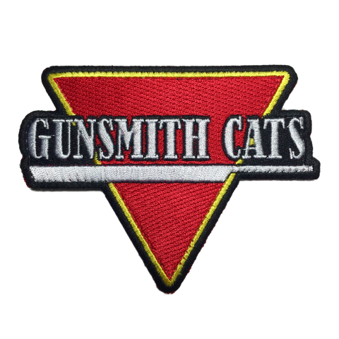 GUNSMITH CATS MORALE PATCH - Tactical Outfitters