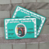IMPERIAL EXPRESS MORALE PATCH SET - Tactical Outfitters