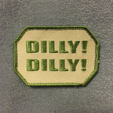DILLY DILLY - MOJO TACTICAL MORALE PATCH - Tactical Outfitters