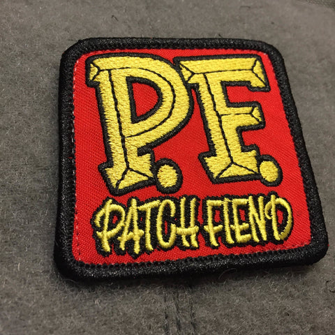 Patch Fiend Morale Patch - Tactical Outfitters