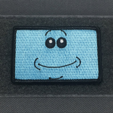 MR. MEESEEKS V1 MORALE PATCH - Tactical Outfitters