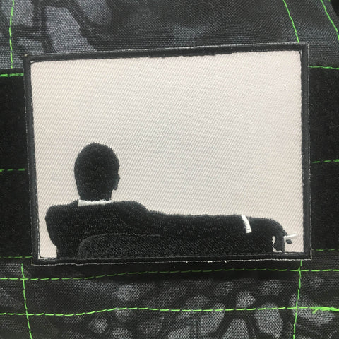 MAD MEN - MOJO TACTICAL MORALE PATCH - Tactical Outfitters