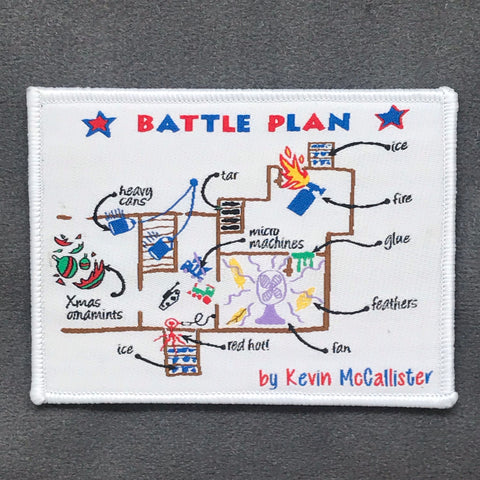 BATTLE PLAN MORALE PATCH - Tactical Outfitters