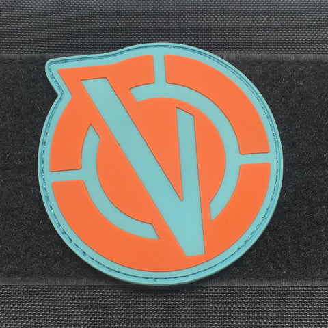 VINDICATORS PVC MORALE PATCH - Tactical Outfitters