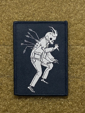 Ed's Manifesto Urban Movement Reaper Sneaking - Limited Edition Morale Patches - Tactical Outfitters