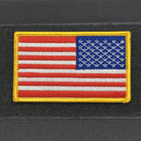 US FLAG MORALE PATCH - Tactical Outfitters