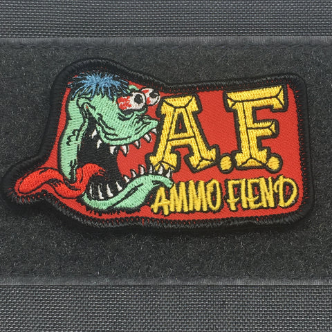 AMMO FIEND V2 MORALE PATCH - Tactical Outfitters