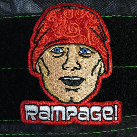 Rampage Morale Patch - Tactical Outfitters