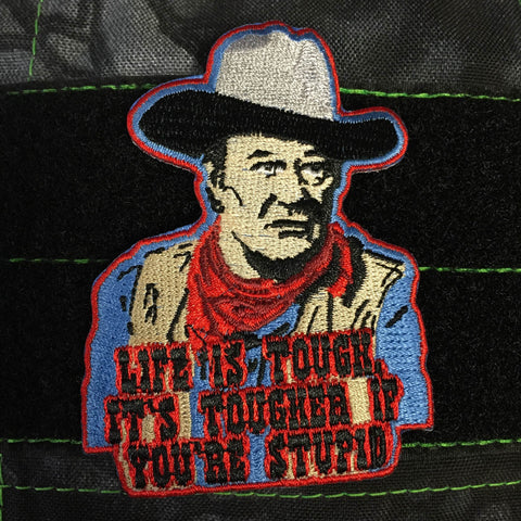 The Duke Morale Patch - Tactical Outfitters