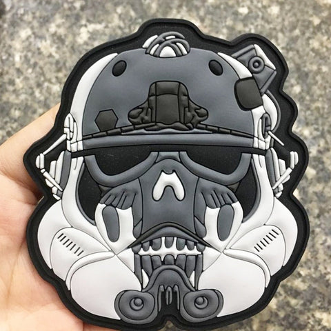 Tactical Stormtrooper PVC Morale Patch - Tactical Outfitters