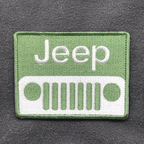 JEEP MORALE PATCH - Tactical Outfitters