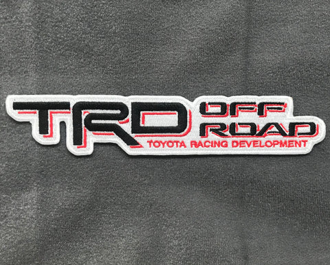 TRD OFF ROAD MORALE PATCH - Tactical Outfitters
