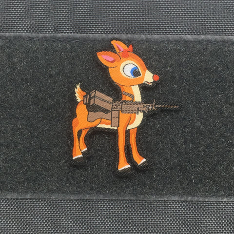 RUDOLPH MORALE PATCH - Tactical Outfitters