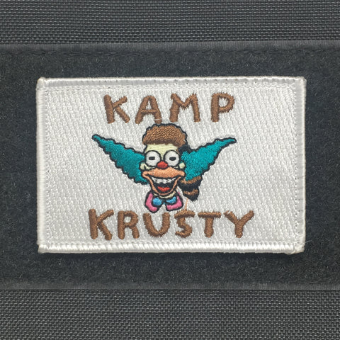 KAMP KRUSTY MORALE PATCH - Tactical Outfitters