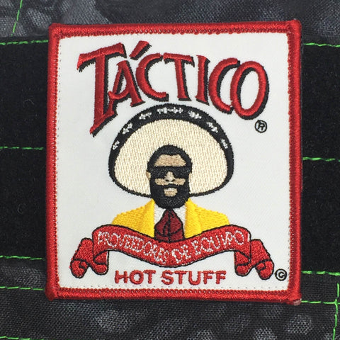 Tactico Morale Patch - Tactical Outfitters