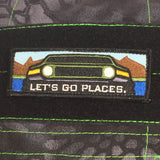 Let's Go Places GITD Morale Patch - Tactical Outfitters