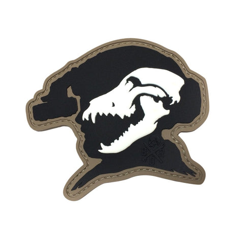SHEEPDOG PVC PATCH - Tactical Outfitters