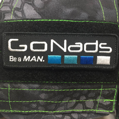 GoNads Morale Patch - Tactical Outfitters