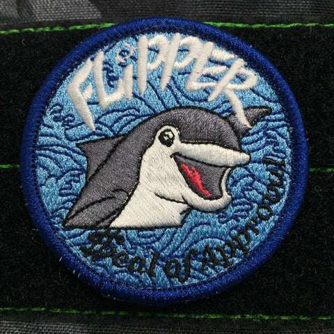 FLIPPER MORALE PATCH - Tactical Outfitters