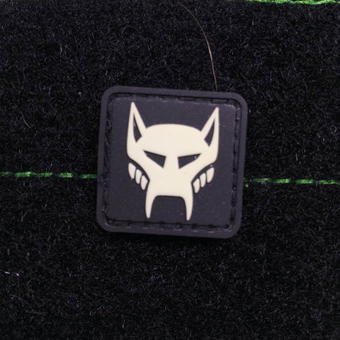 MAXIMALS PVC GITD CAT EYE MORALE PATCH - Tactical Outfitters