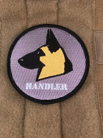 BELGIAN HANDLER MORALE PATCH - Tactical Outfitters