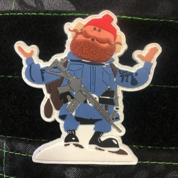 Yukon Cornelius PVC Morale Patch - Tactical Outfitters