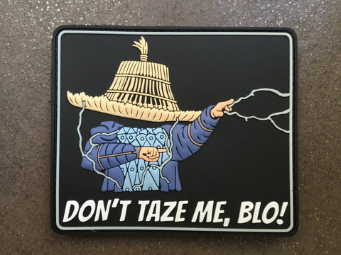 BIG TROUBLE IN LITTLE CHINA RAIDEN PVC MORALE PATCH - Tactical Outfitters