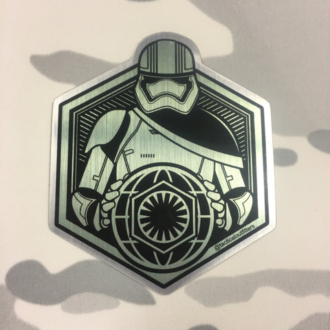 First Order Rising Sticker - Tactical Outfitters
