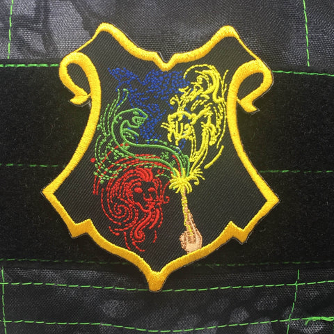 HOGWARTS MORALE PATCH - Tactical Outfitters