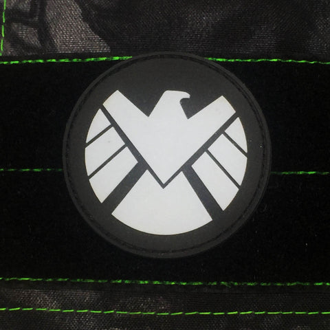 SHIELD PVC MORALE PATCH - Tactical Outfitters