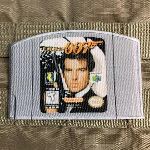 GOLDENEYE 007 N64 MORALE PATCH - Tactical Outfitters